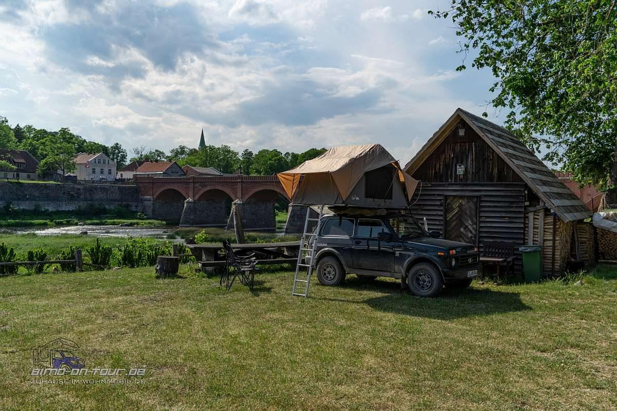 Kuldiga-Campingplatz