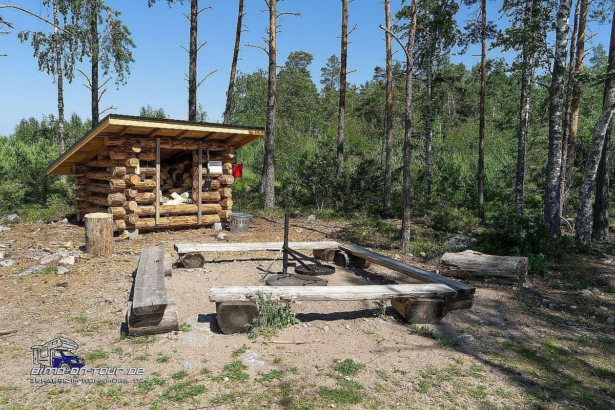 Kykärännocka-Campsite