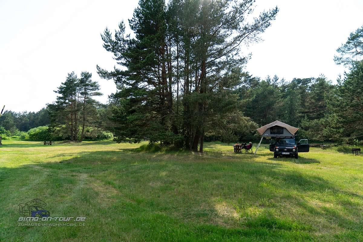 Liepene-Campingplatz
