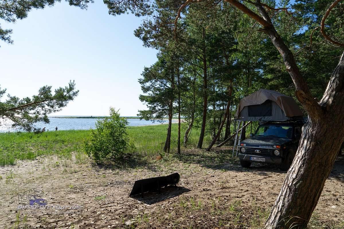 Ostsee-Übernachtungsplatz