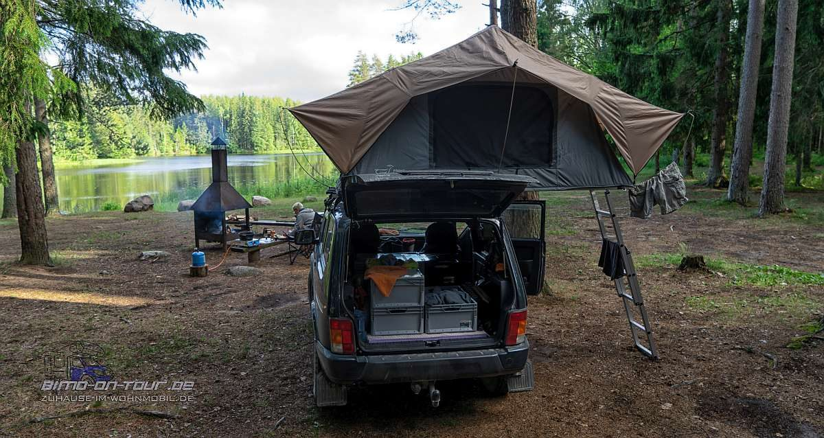 Rae Jaerve Campingplatz