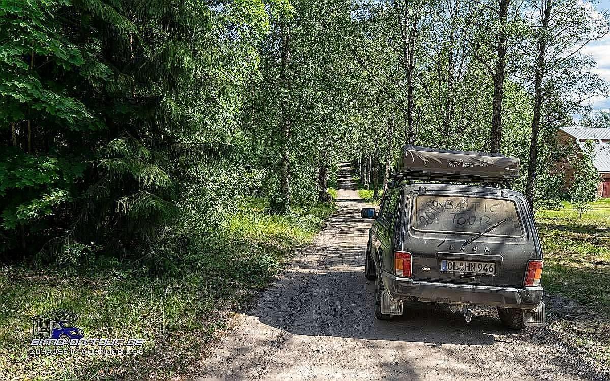 Süd Finnland-Piste
