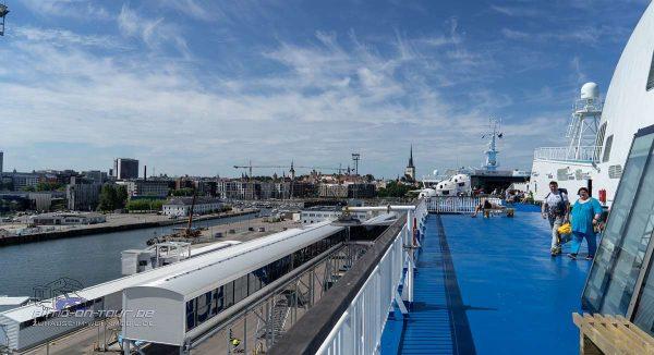 Tallinn-Abfahrt