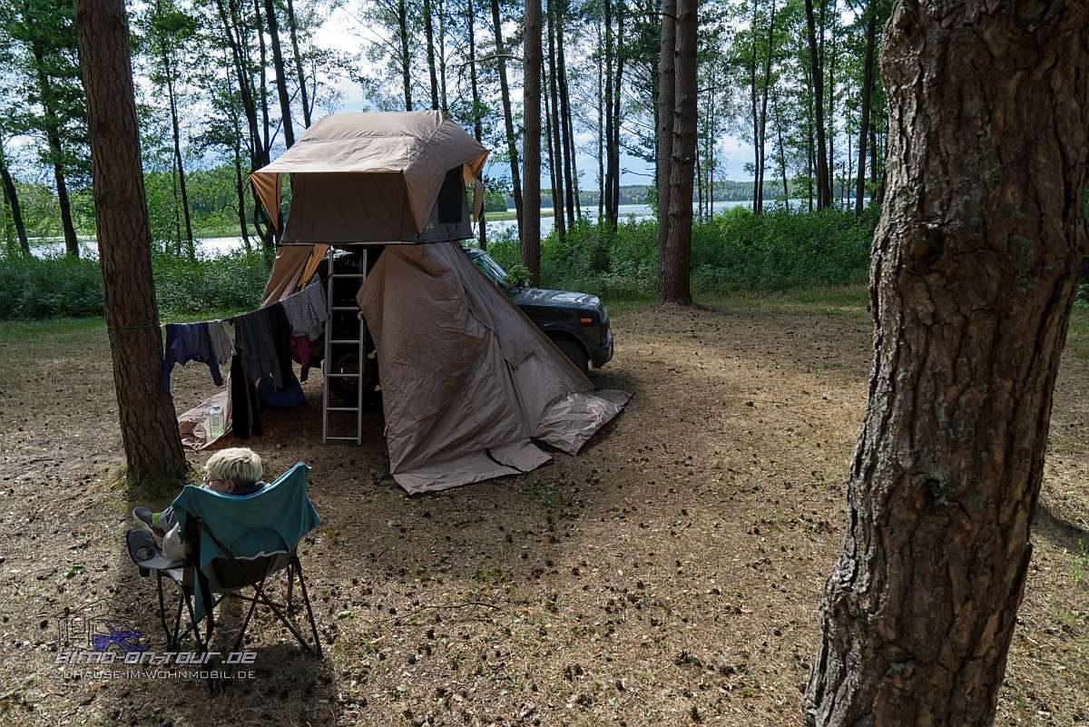 Aukschtaitien-Camp