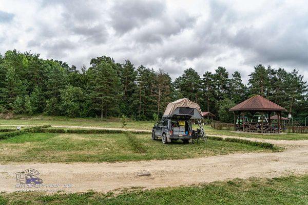 Drbrzno-Campingplatz