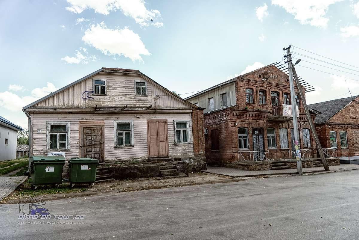 Litauen-Dorf