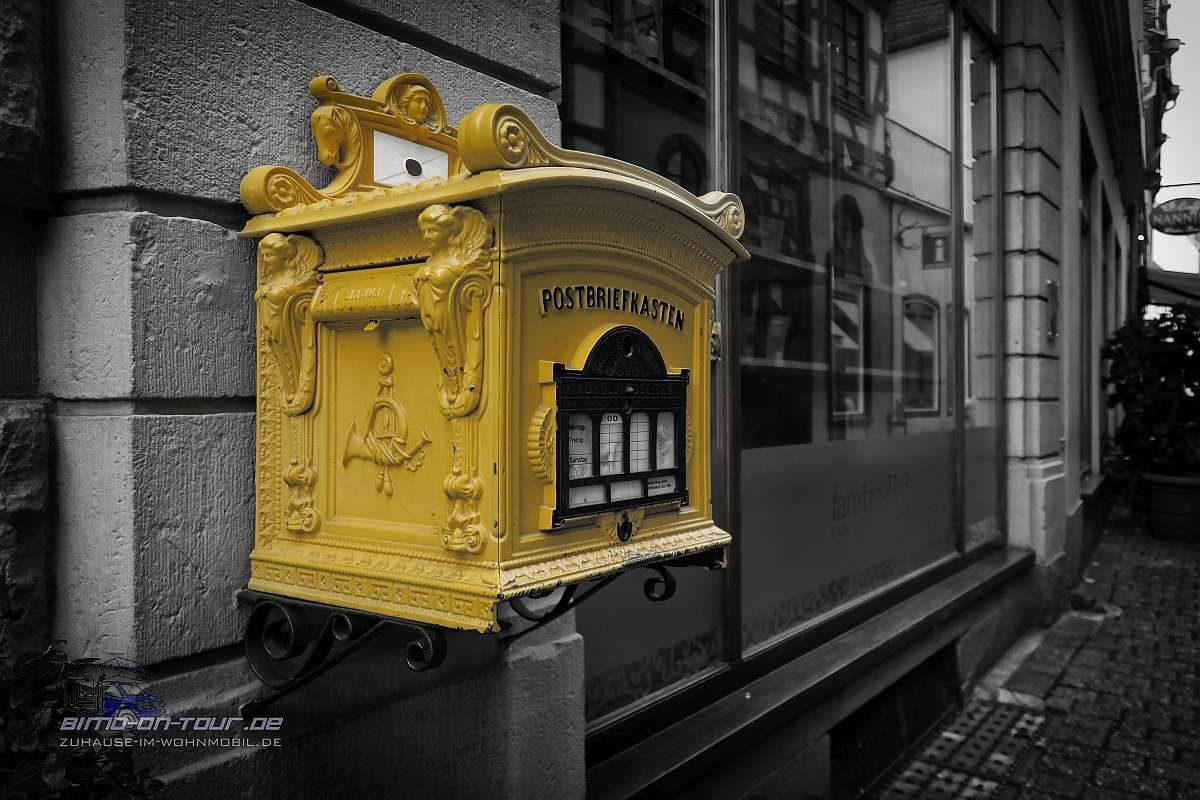 Limburg an der Lahn-Briefkasten