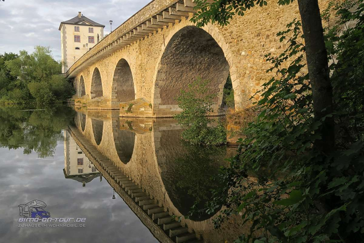 Limburg an der Lahn-alte Brücke