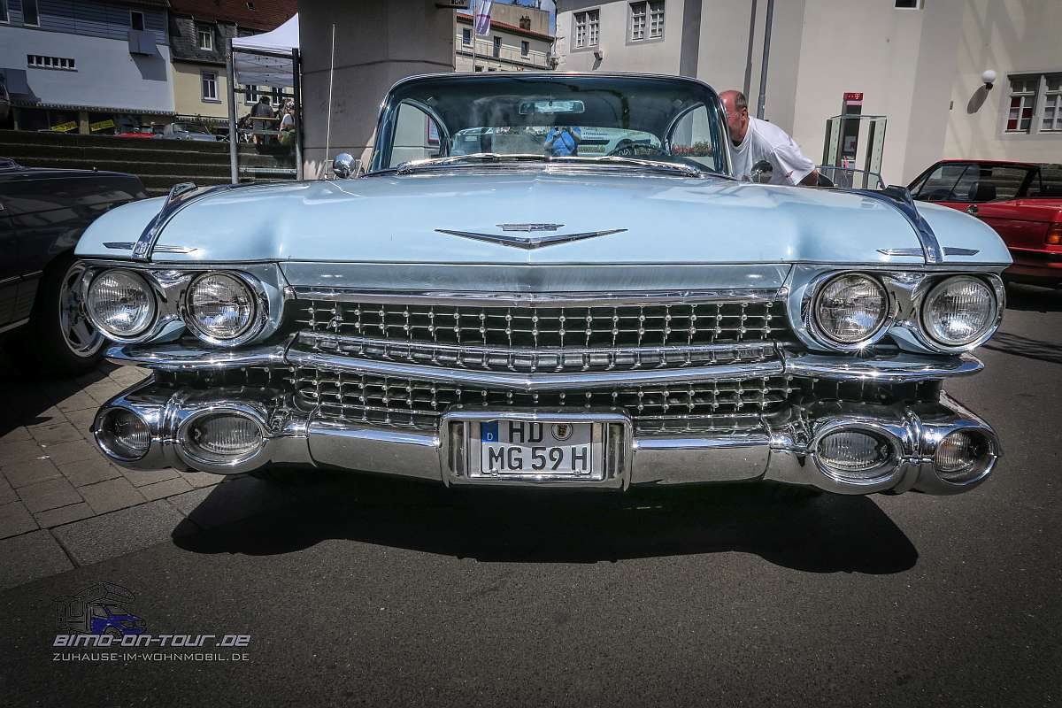 Oldtimer-Chevrolet