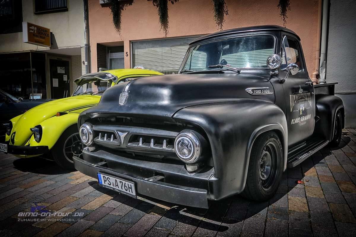 Oldtimer-Dodge