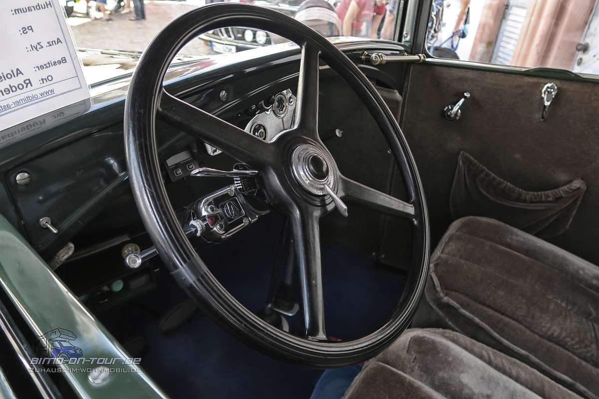 Oldtimer-Ford