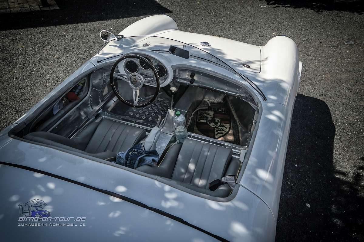 Oldtimer-Porsche