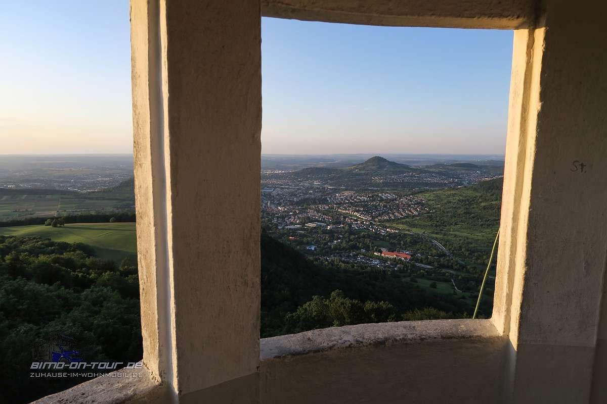 Schönbergturm-Aussicht