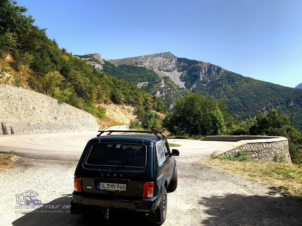 Col de Rousset