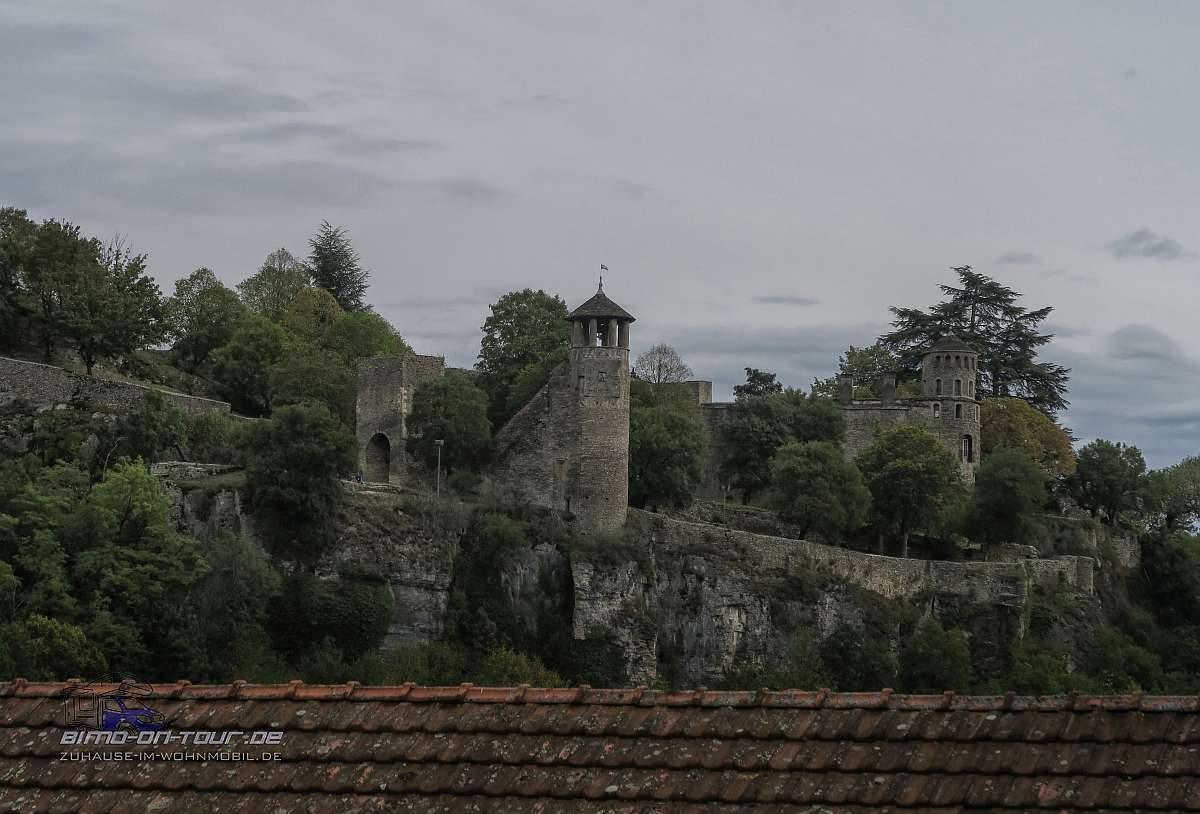 Cremieu-Burg