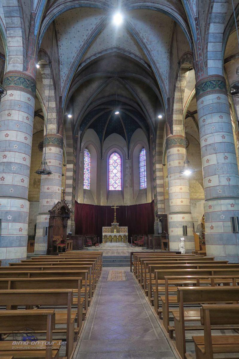 Digne les Baines-Kathedrale