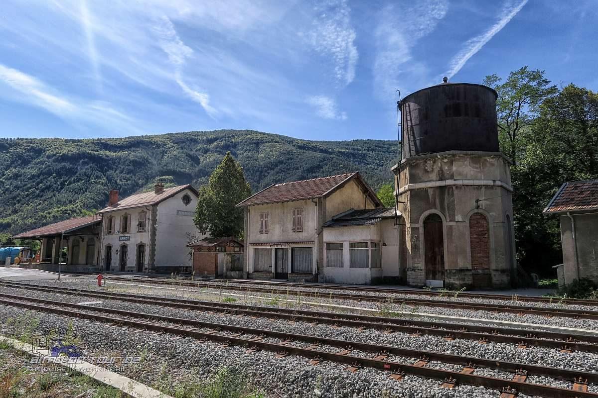 Annot-Bahnhof