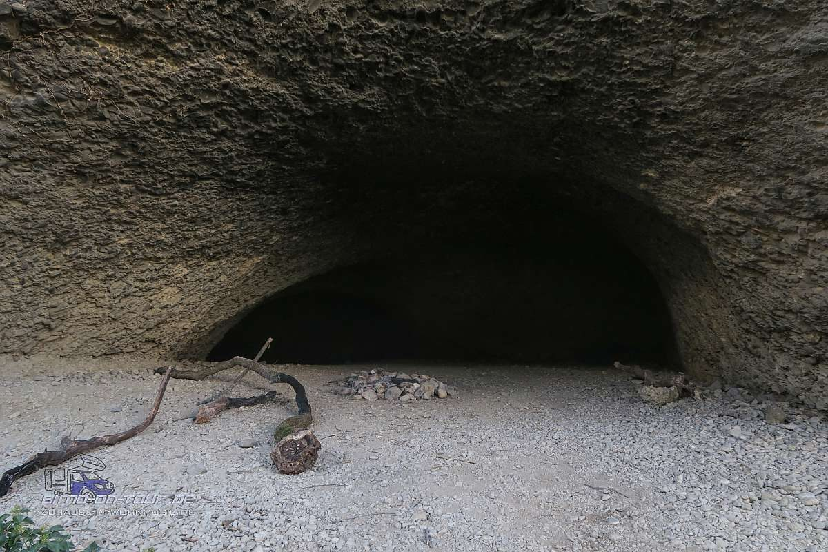 Les Pénitents-Höhle