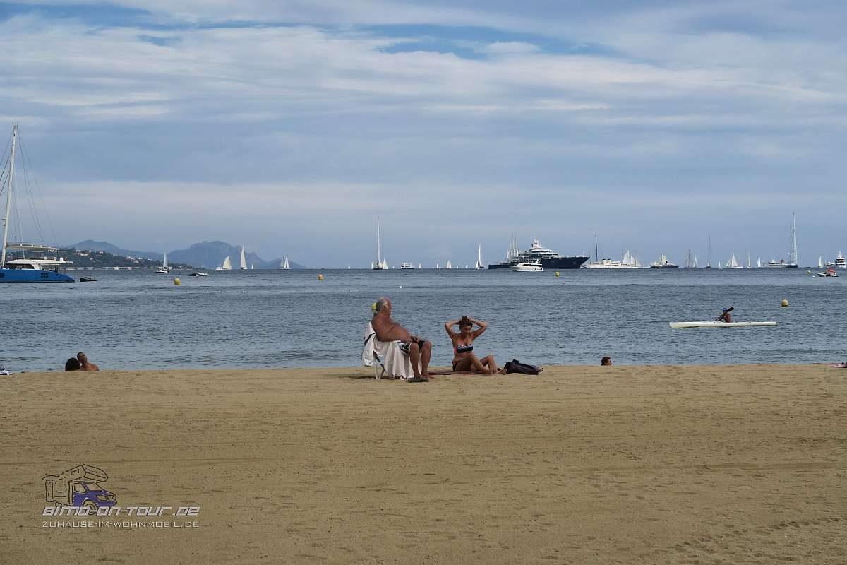 Beach Marina Cogolin