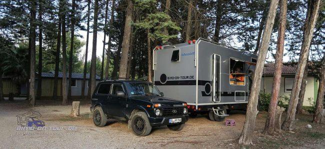 Camping-Taradeau