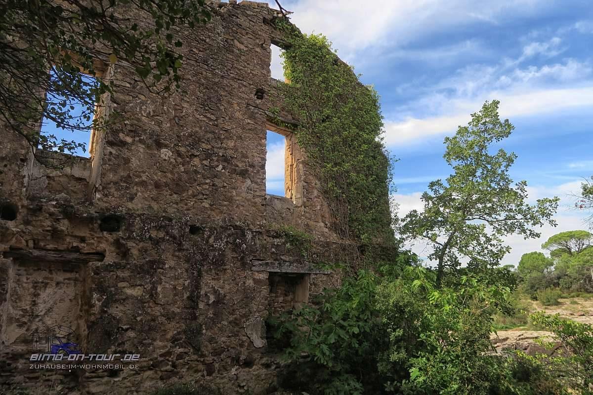 Cascades de L`Aille-Ruine