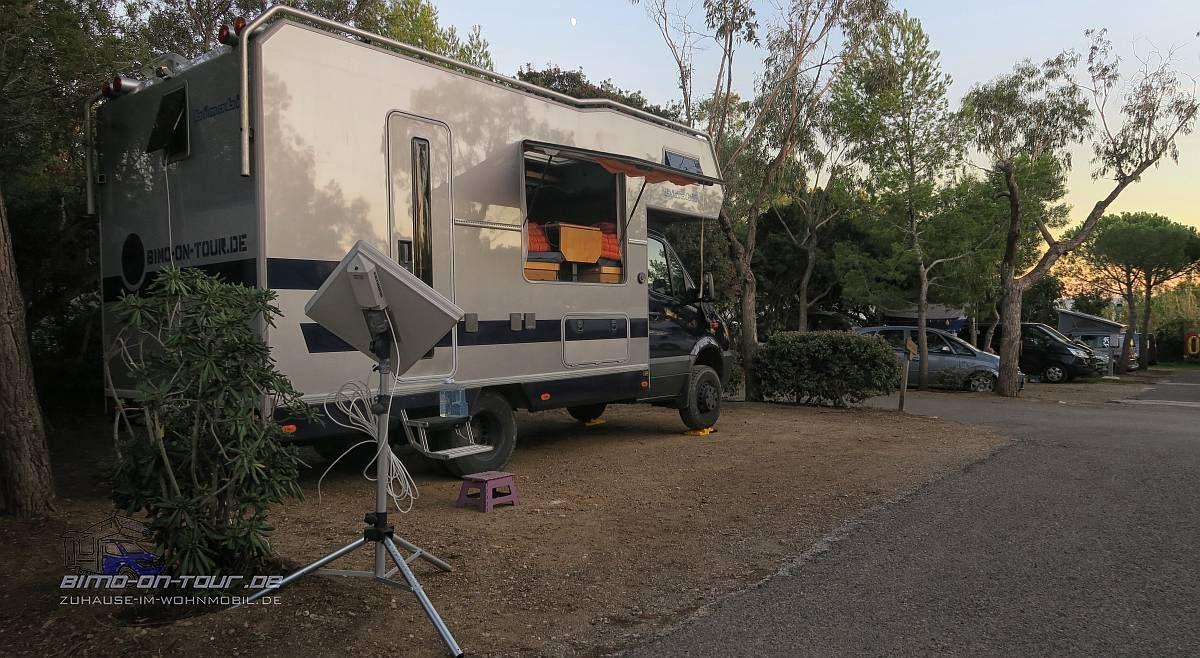 Giens-Campingplatz La Tour Fondue
