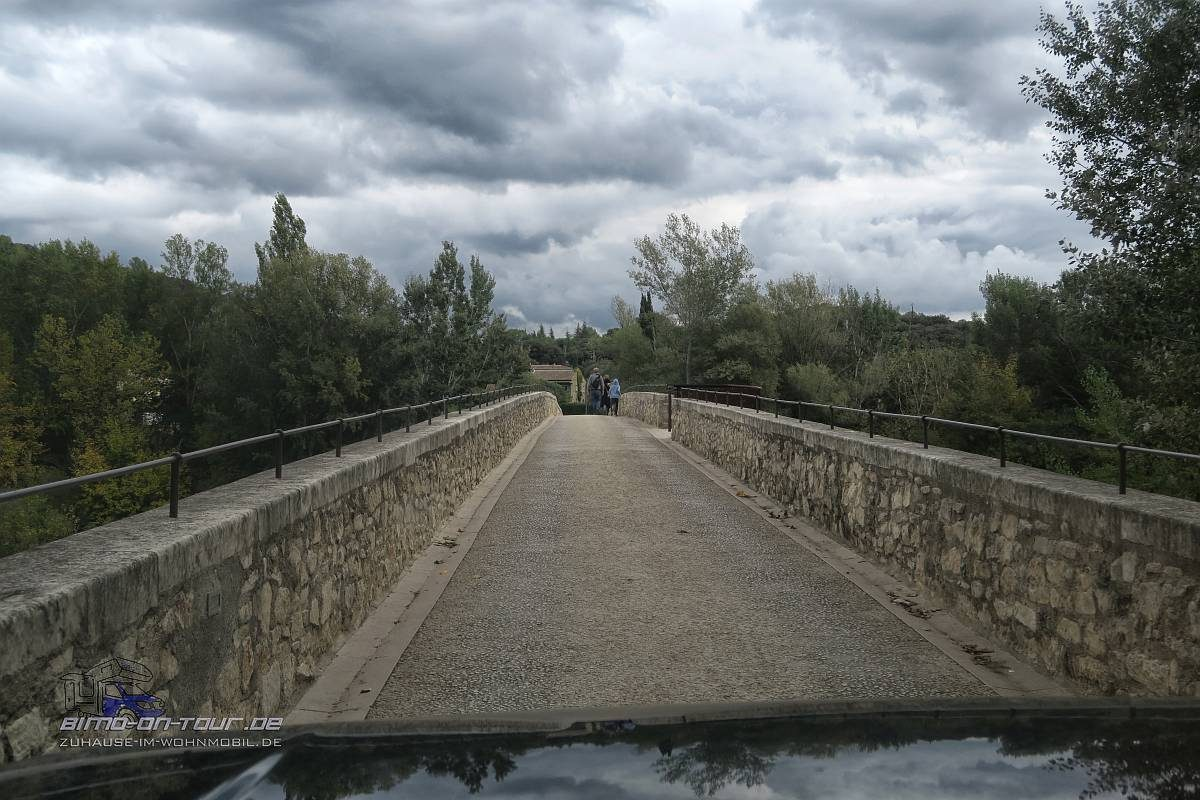 La Roque-sur-Cèce - Brücke