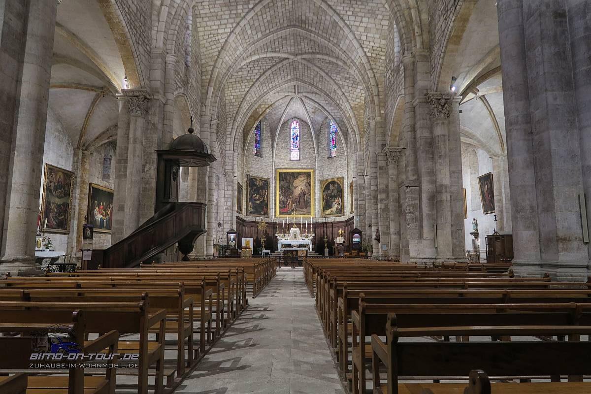 Saint-Gilles Abteikirche