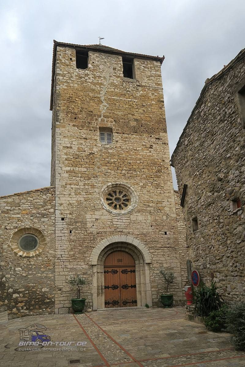 Saint-Jean-de-Fos-Kirche