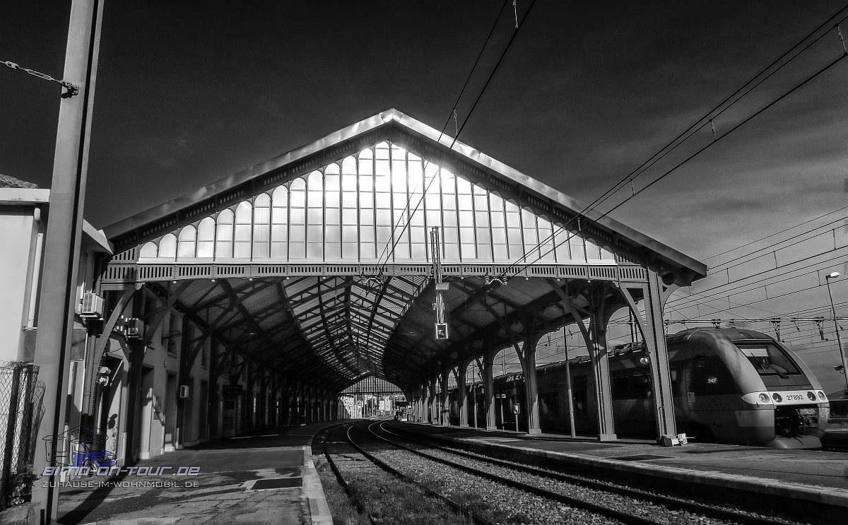 Cerbère-Bahnhof