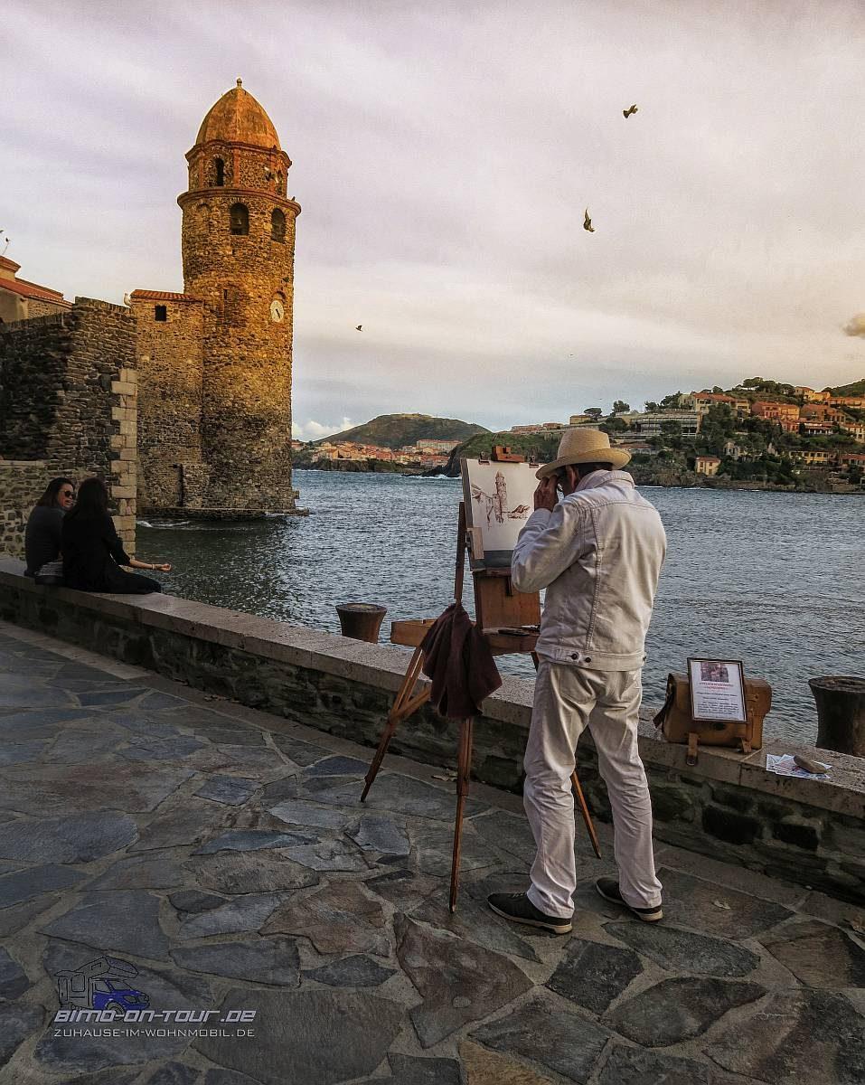Collioure Maler