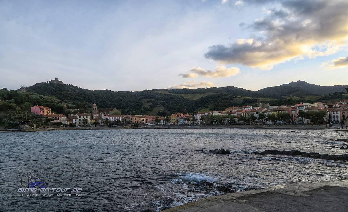 Collioure Promenade