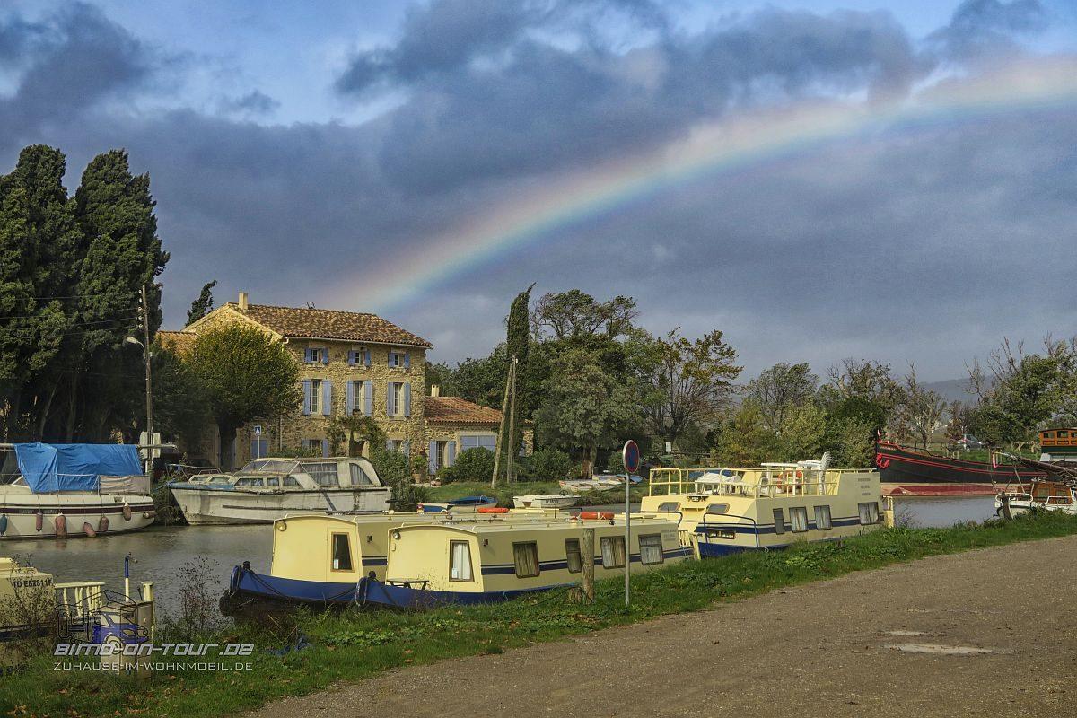 Le Somail-Regenbogen