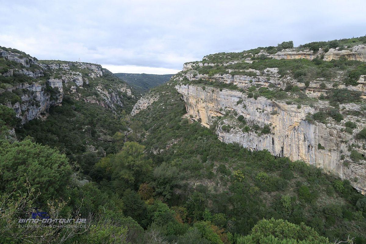 Minerve-Landschaft
