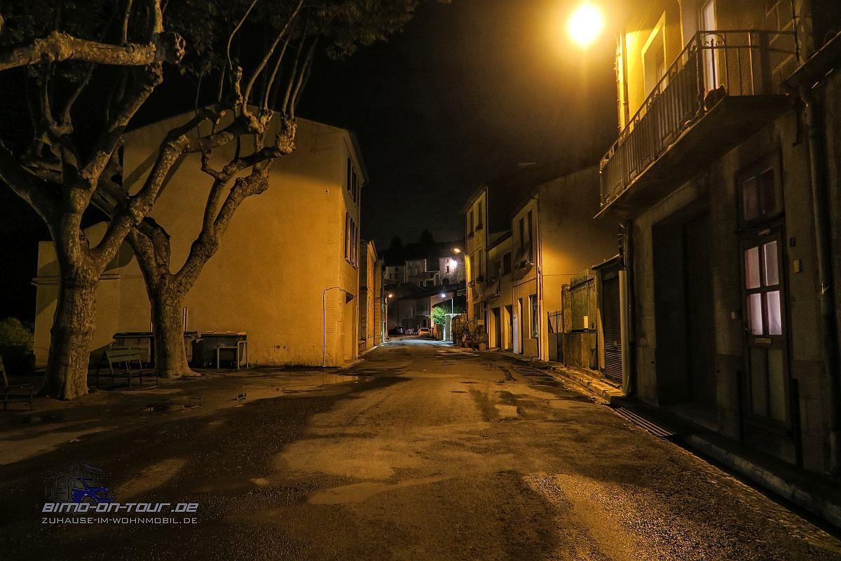 Padern bei Nacht