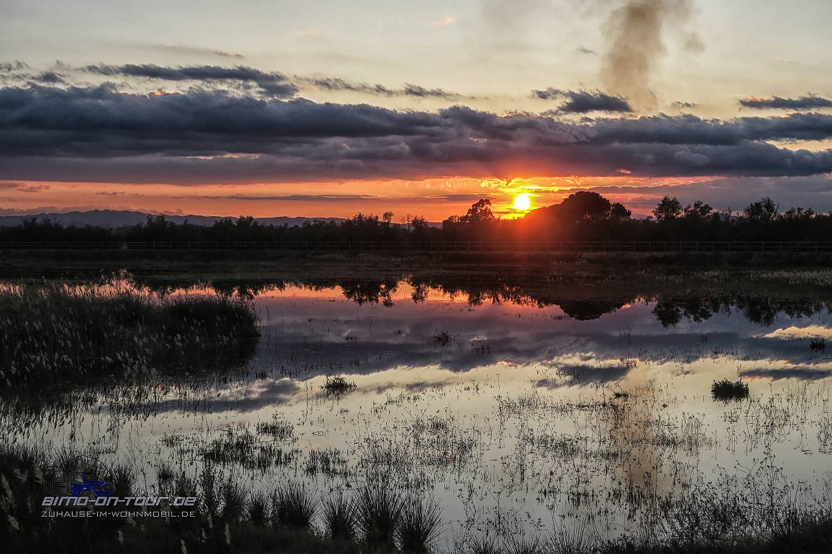 Pletera-Sonnenuntergang