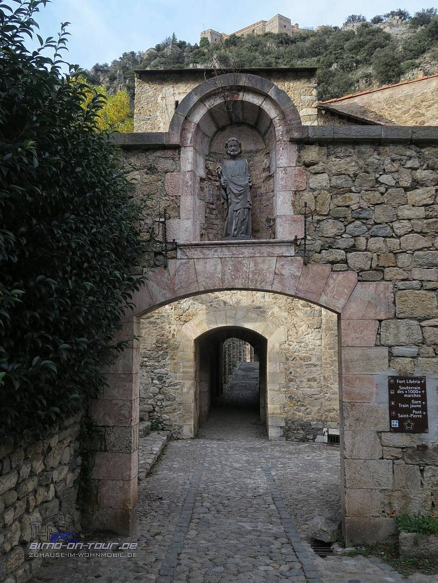 Villafranche-de-Conflent
