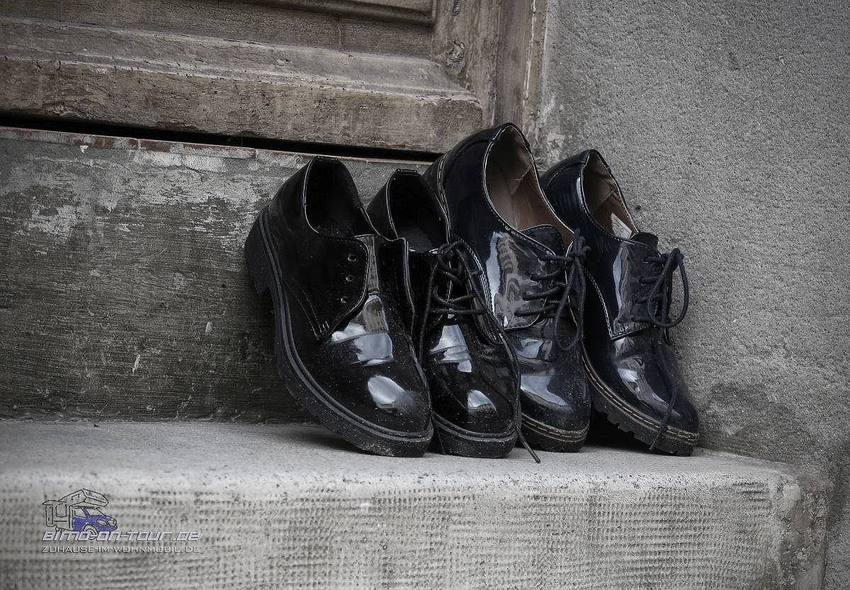 Villafranche-de-Conflent-Schuhe