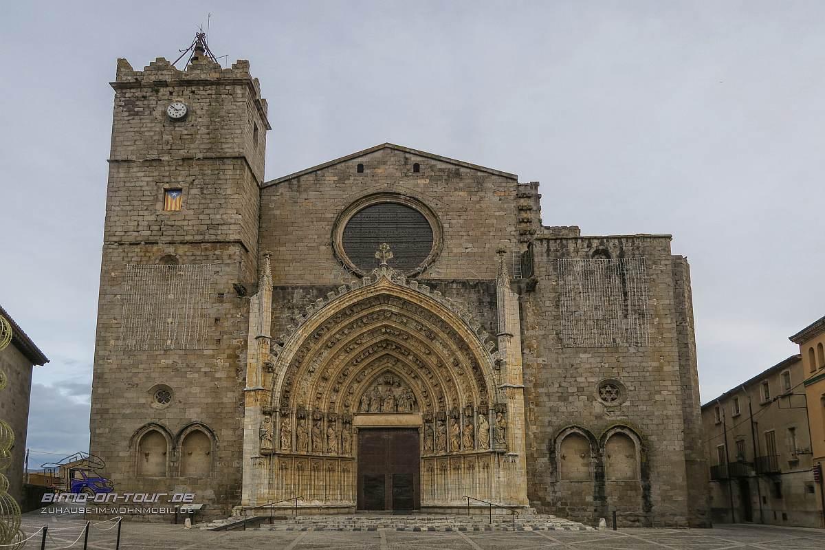 Castelló d'Empúries - Kathedrale