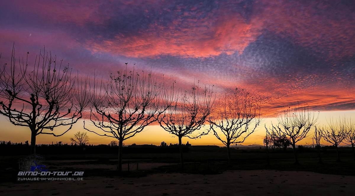 L`Estartit-Sonnenuntergang
