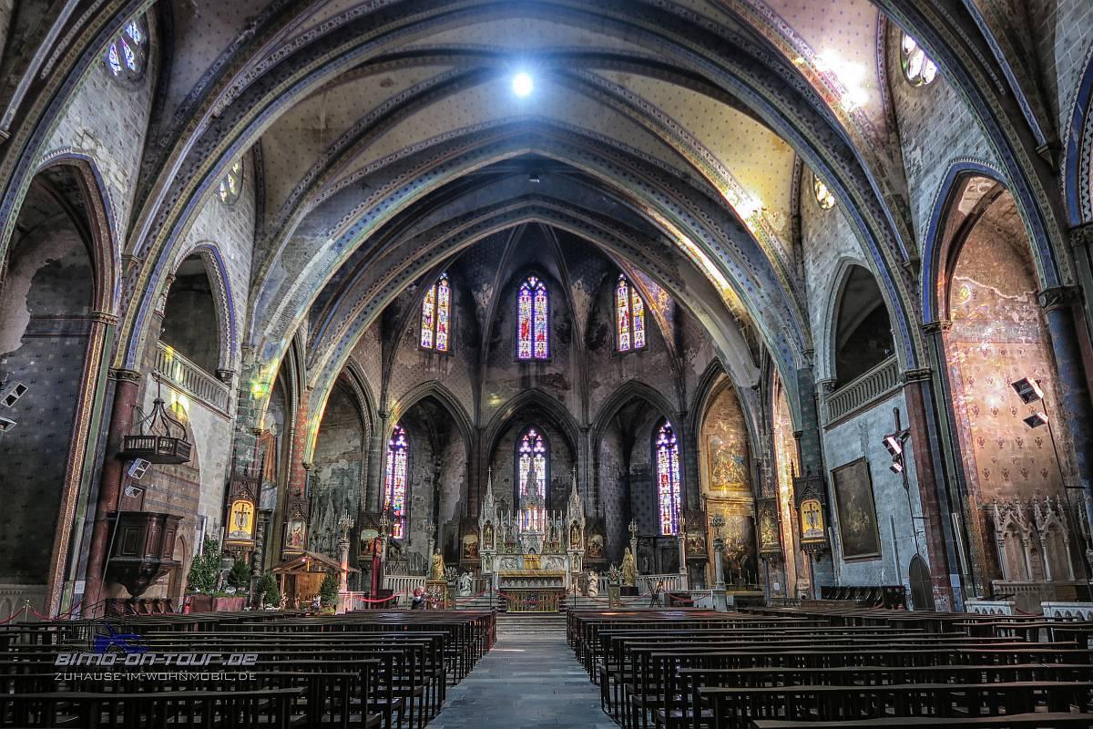 Mirepoix - Kathedrale