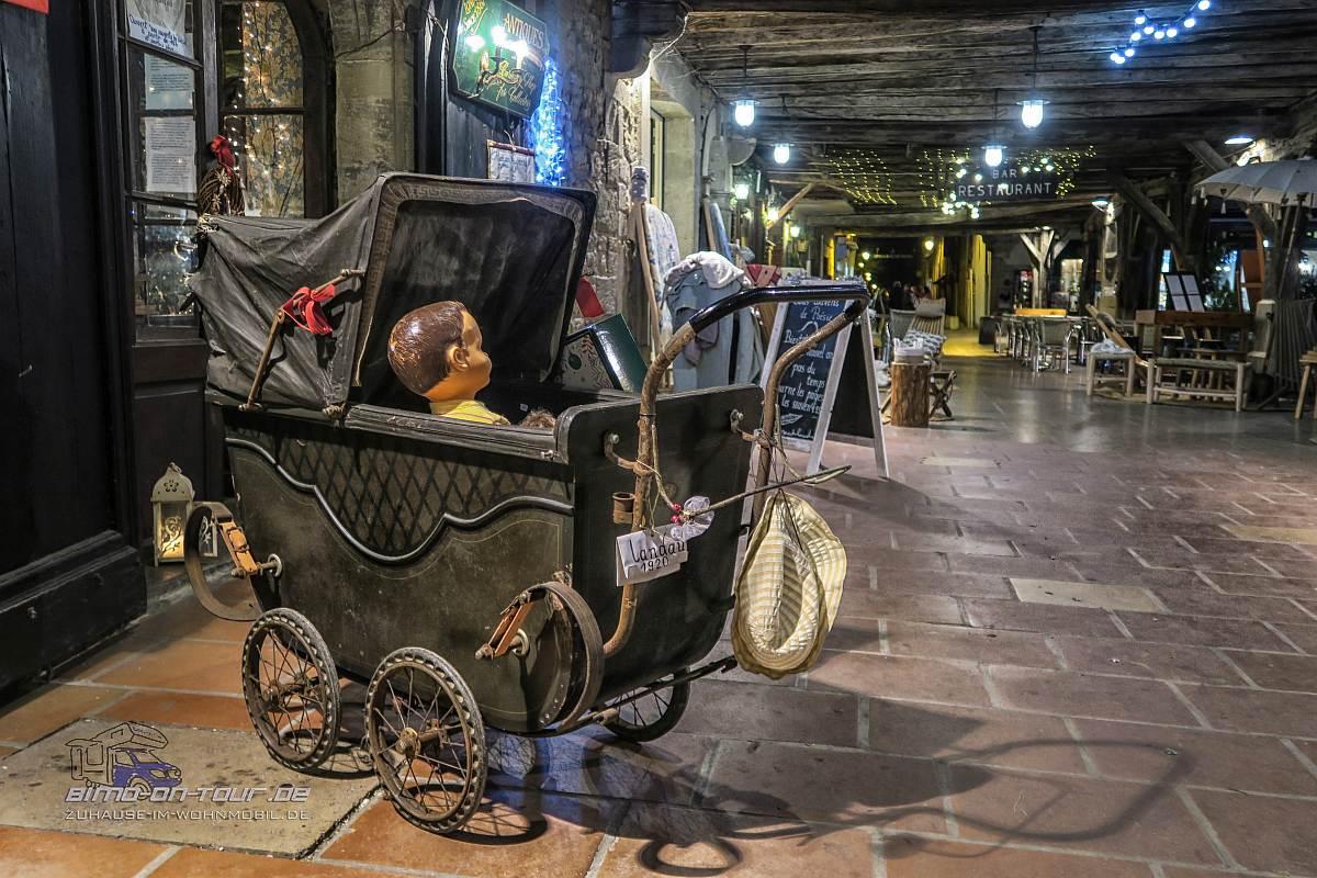 Mirepoix-Kinderwagen