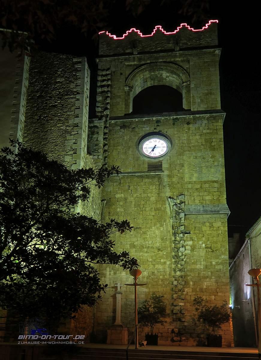 Peralada - Kirche