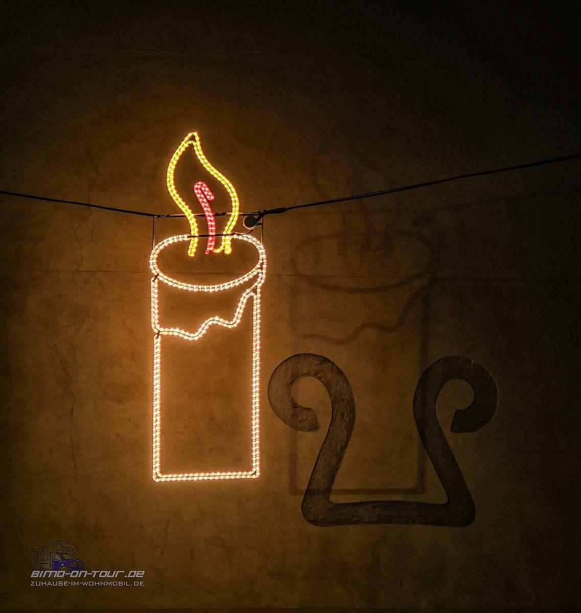 Peralada-Kerze