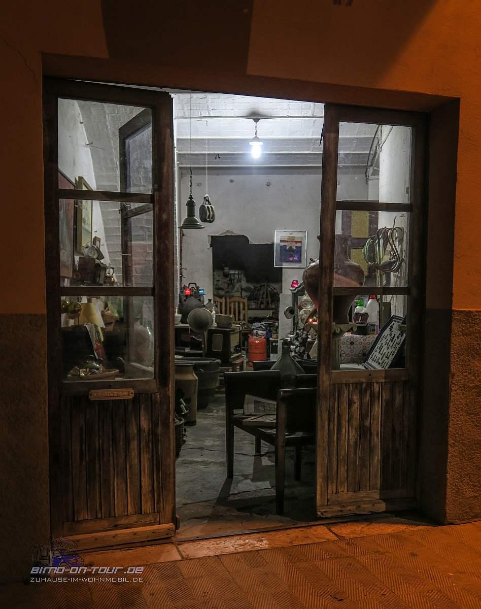 Peralada-Werkstatt