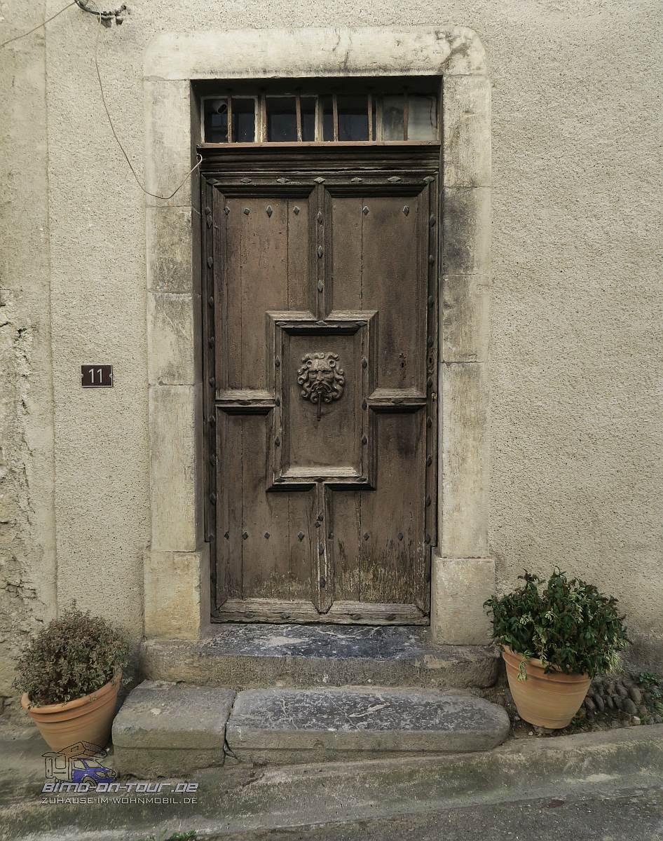 Saint Lizier-Tür