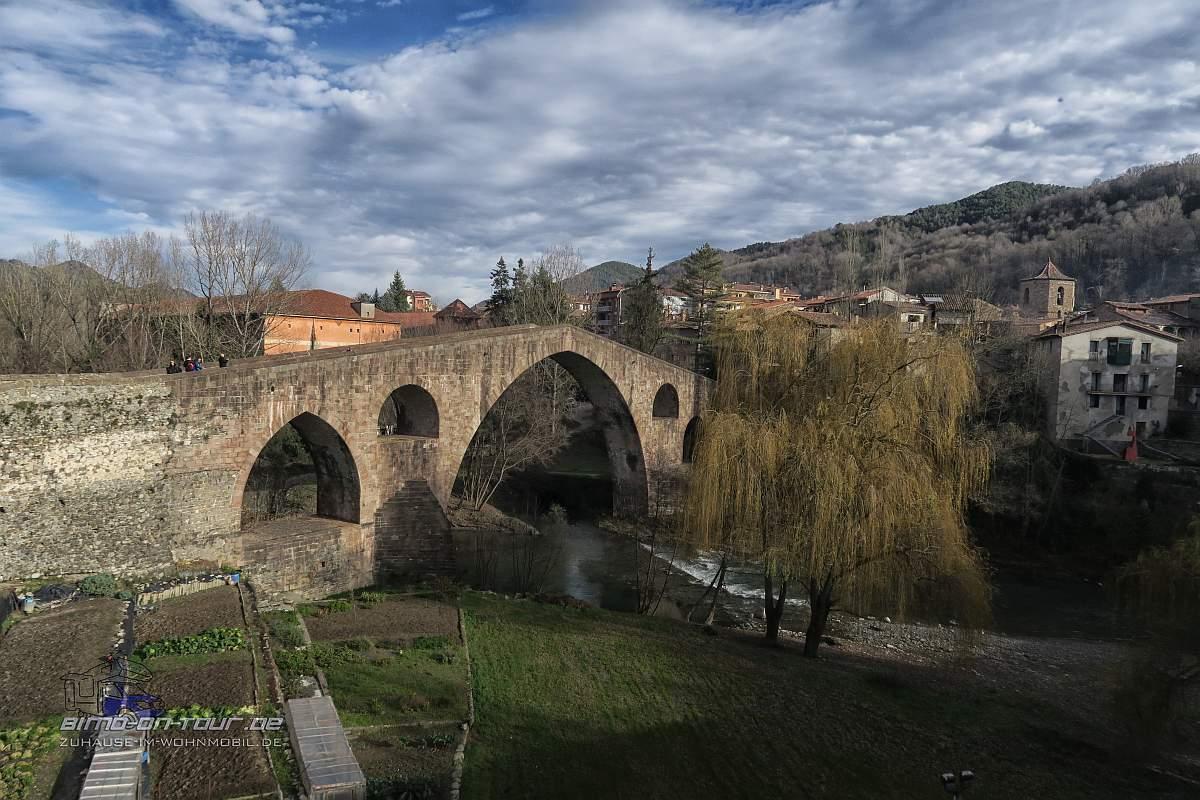 Sant Joan de les Abadesses - Brücke
