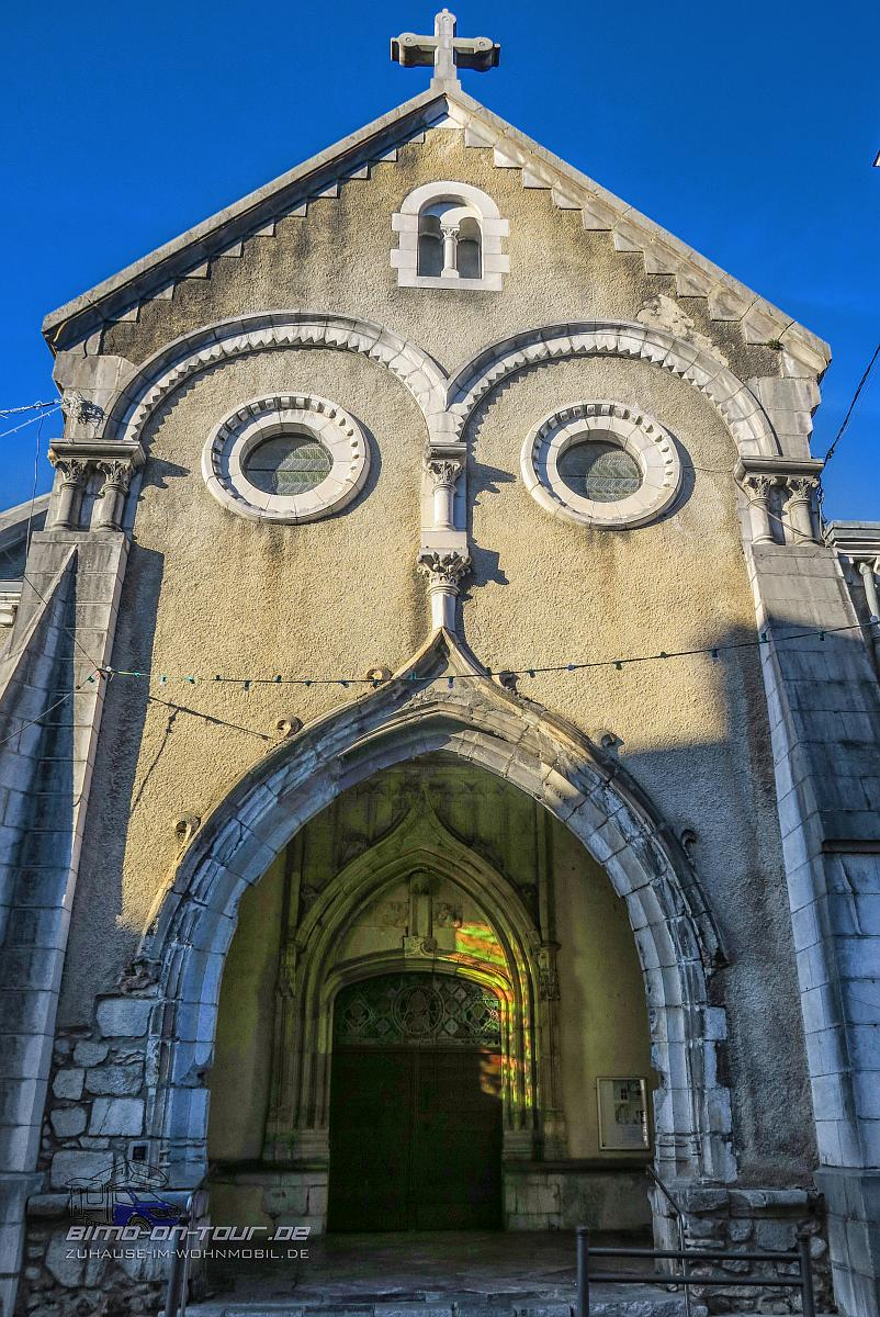 Arudy-Kirche