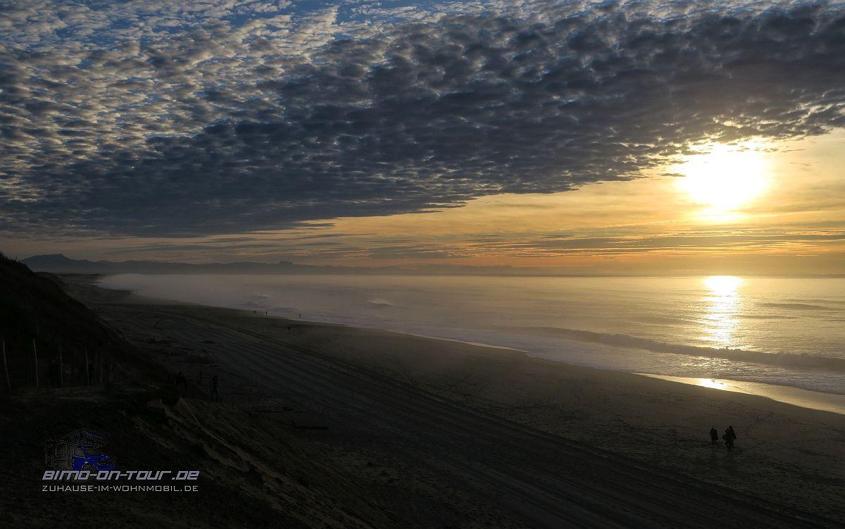 Ocèanides-Sonnenuntergang