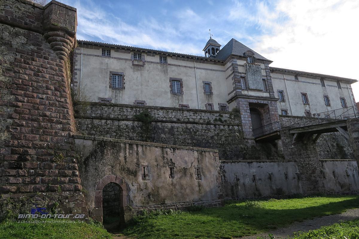 Saint-Jean-Pied-de-Port-Citadelle